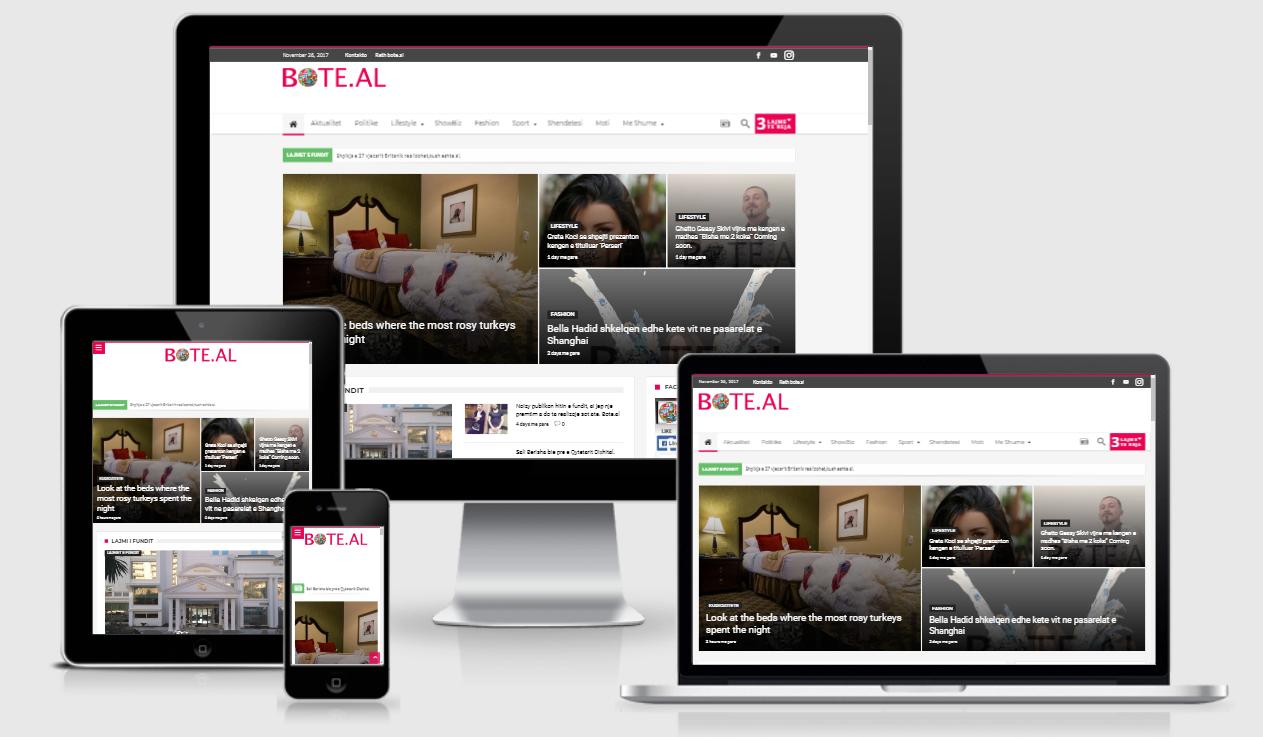 Il nostro progetto il portale di un agenzia di for Sito web di costruzione di case
